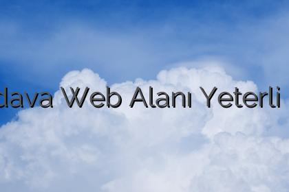 Bedava Web Alanı Yeterli mi?